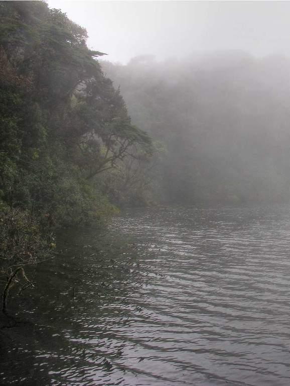 Áreas naturales en los alrededores de San José de la Montaña