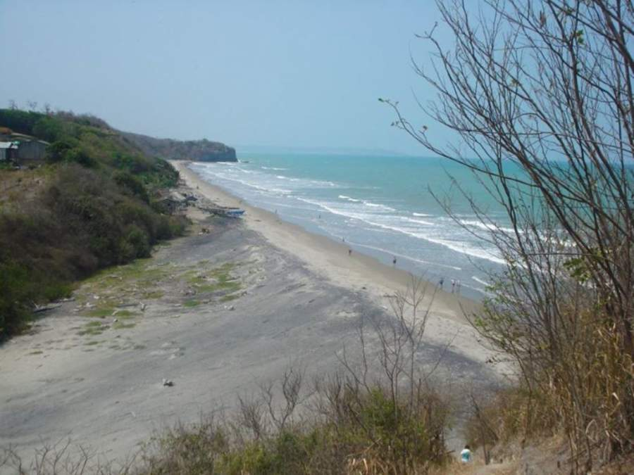 Punta Blanca, Santa Elena, Ecuador