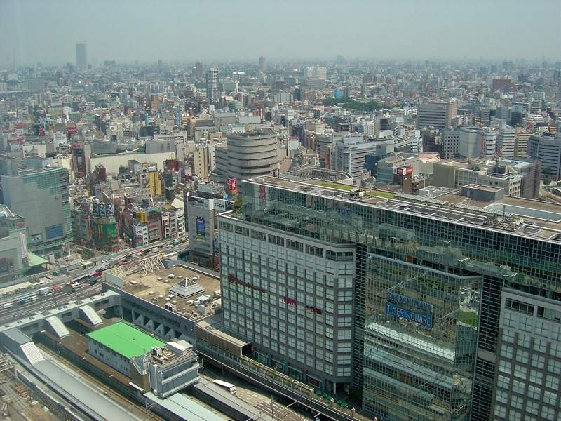 Tokio, Kanto, Japón