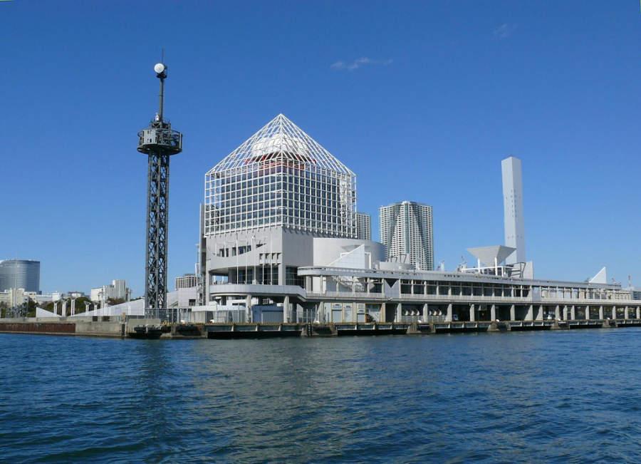 Terminal del puerto de Tokio