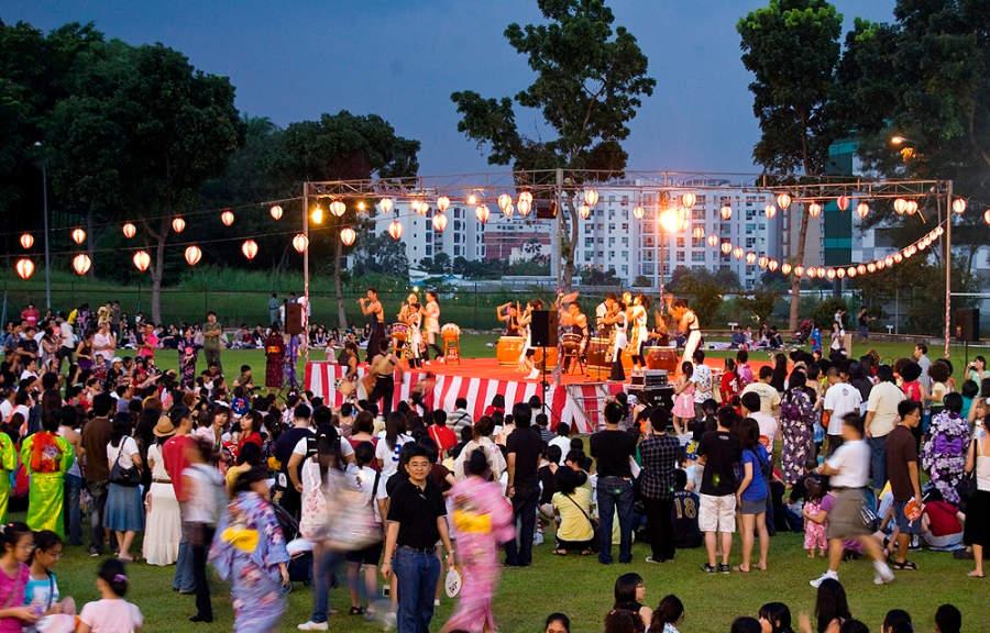 Puedes presenciar alguno de los festivales que ofrece Tokio