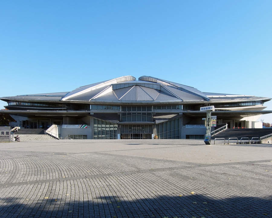Complejo deportivo Tokyo Metropolitan Gymnasium