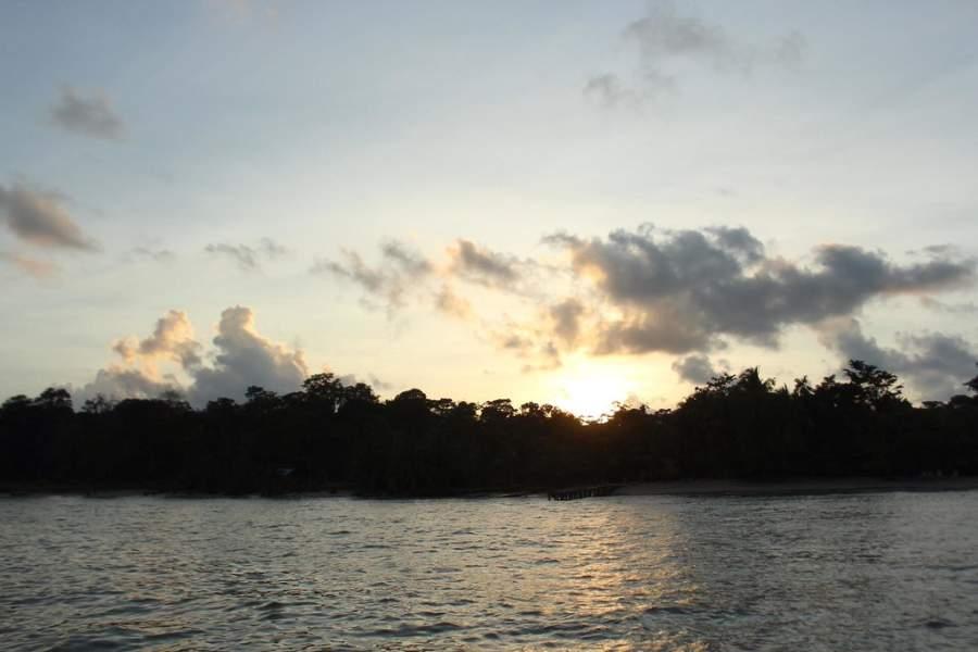 La Isla Popa es un destino ideal para convivir con la naturaleza