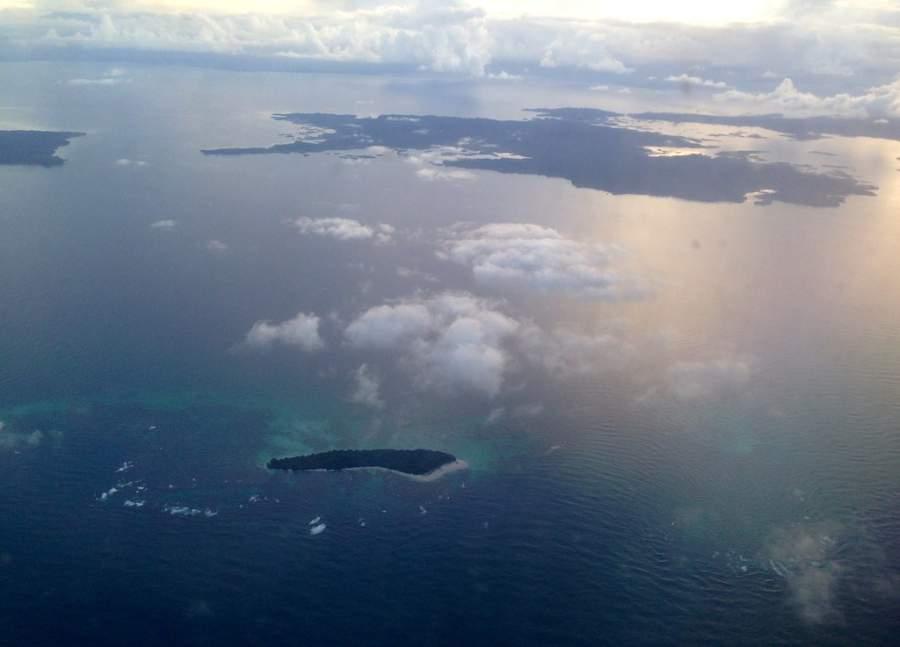 Isla Popa, Bocas del Toro, Panamá