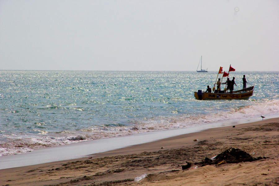 Farallón es una de las playas más populares en Panamá