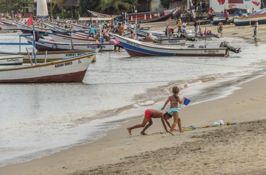En Juan Griego puedes tomar un tour para conocer la Isla de Margarita