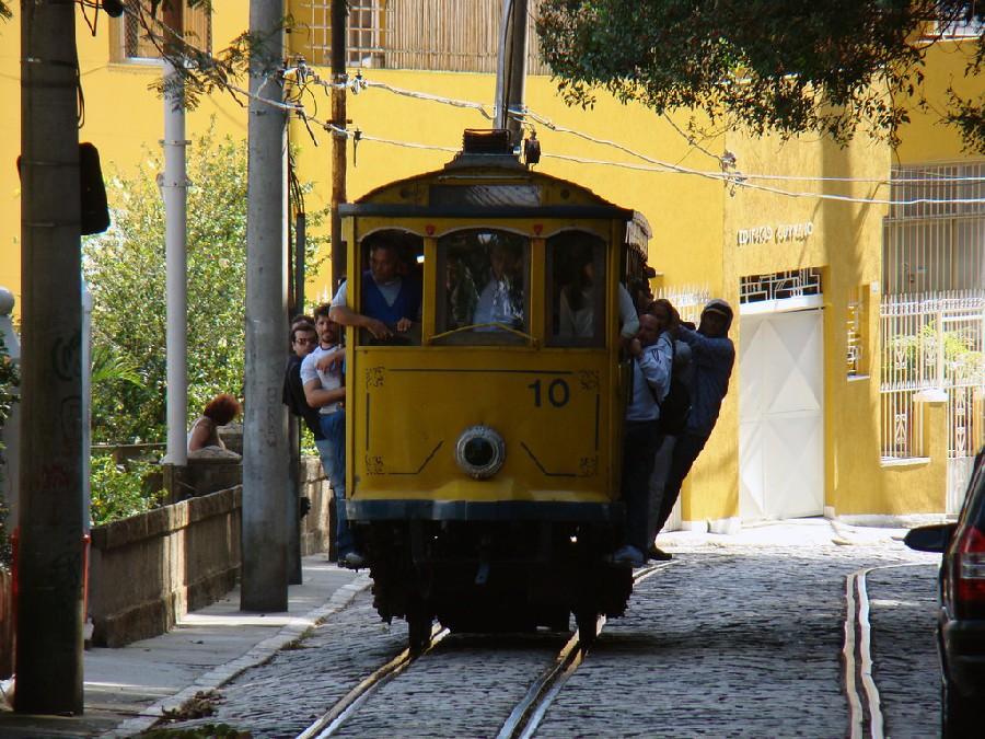 Tranvía de Santa Teresa
