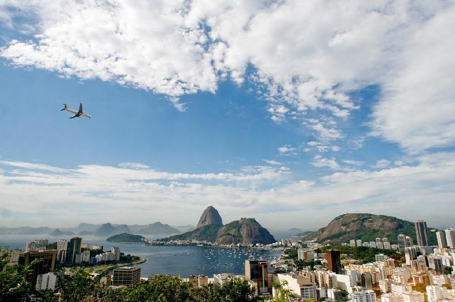 Vista panorámica de Río