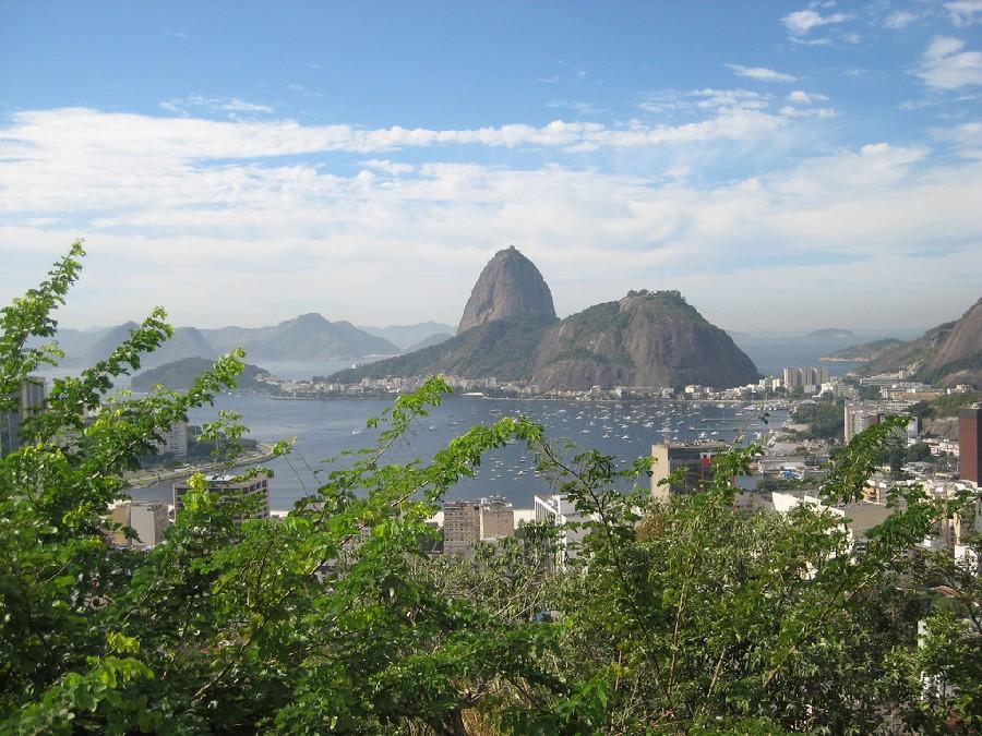 Barrio de Botafogo