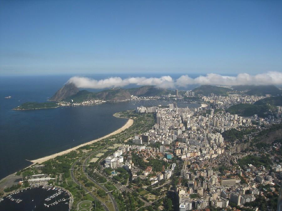 Río es famoso por sus playas