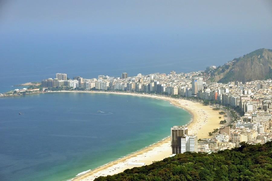 Barrio de Copacabana