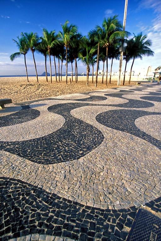 Malecón de Copacabana