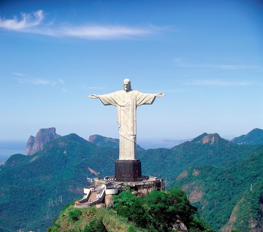Cristo Redentor, cerro del Corcovado
