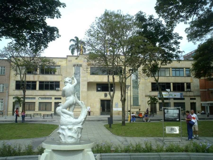 Alcaldía de la ciudad de San Bonifacio de Ibagué