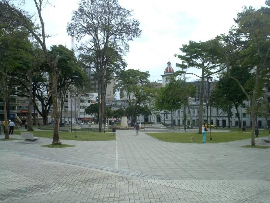 Conoce el Parque Bolívar en San Bonifacio de Ibagué