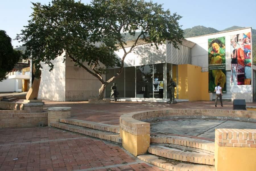 El Museo de Arte del Tolima fue fundado en 2003