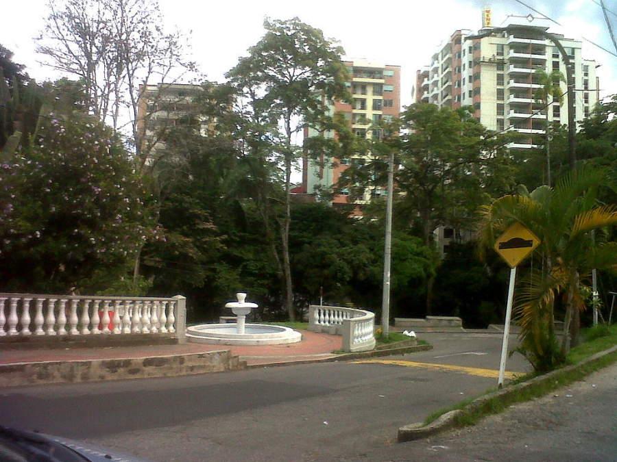 Parque Centenario en San Bonifacio de Ibagué
