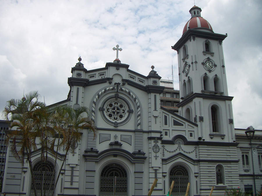 Catedral de Ibagué, construida en 1926