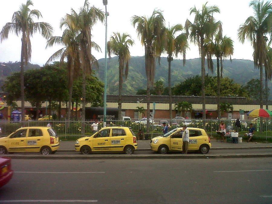 Visita San Bonifacio de Ibagué en la cordillera central de los Andes