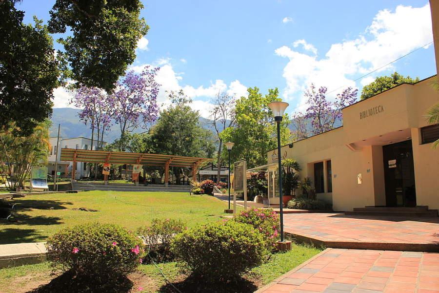 Biblioteca de la Universidad de Ibagué