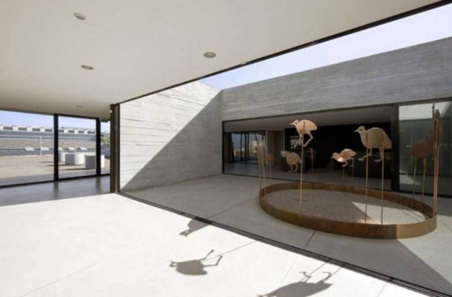 El Museo del Desierto de Atacama tiene cinco salas de exhibiciones