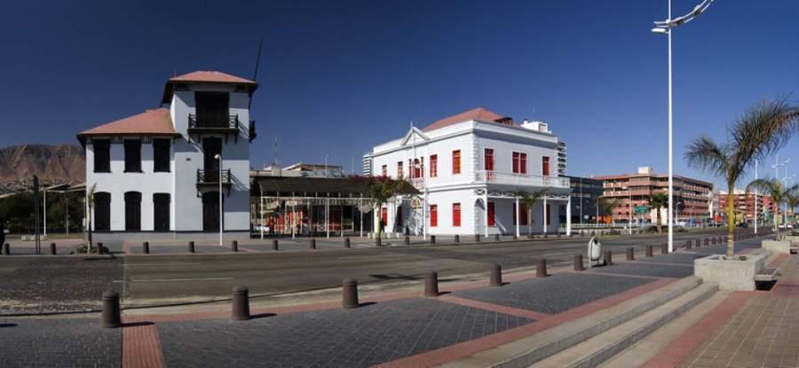 Barrio histórico de la ciudad de Antofagasta
