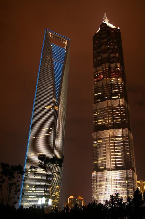 Centro Financiero Mundial de Shanghái