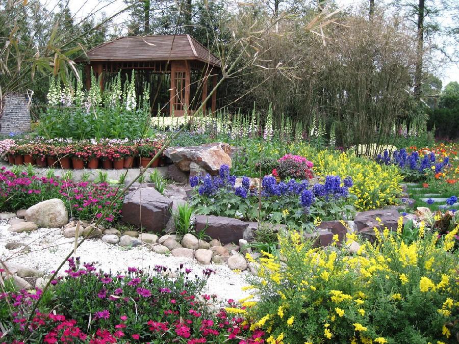 Jardín Botánico de Shanghái