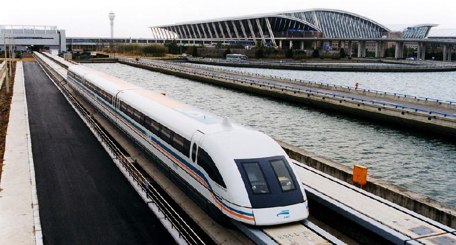 Tren Maglev de Shanghái