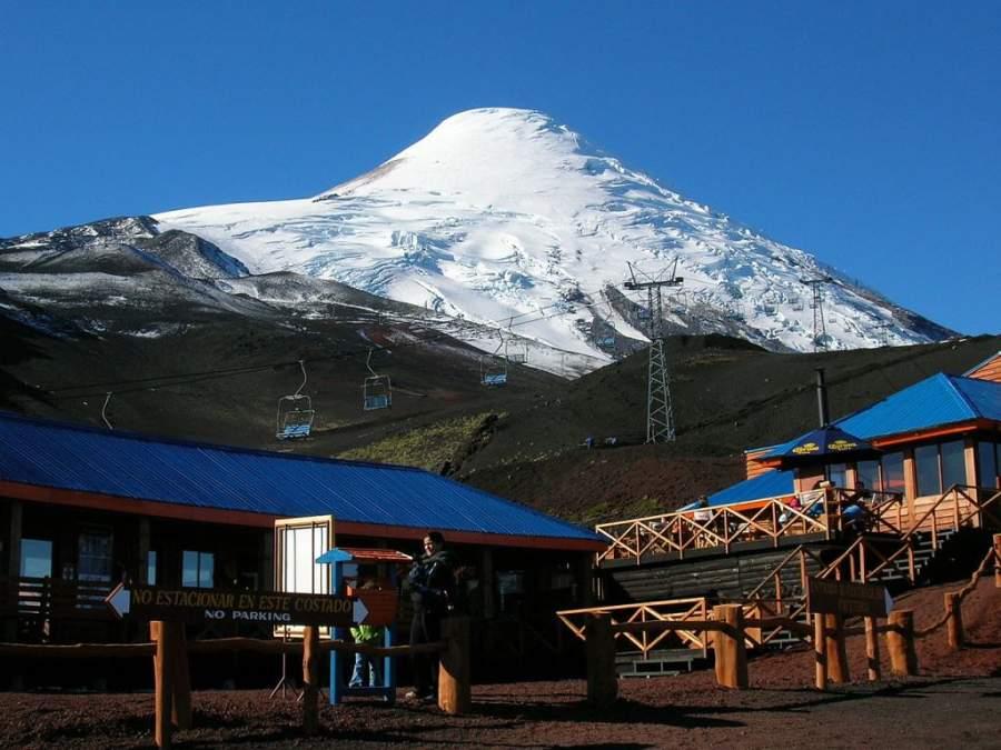Centro de Esquí del Volcán Osorno