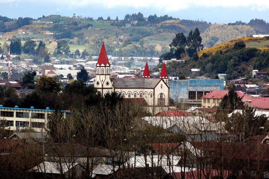 Puerto Varas, Región de Los Lagos, Chile