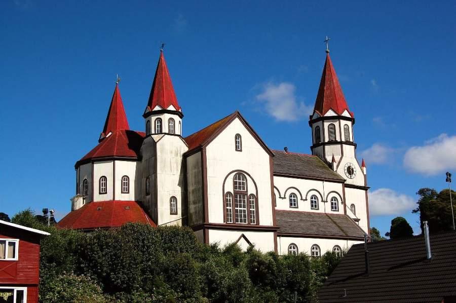 Parroquia del Sagrado Corazón de Jesús, Monumento Histórico de Chile