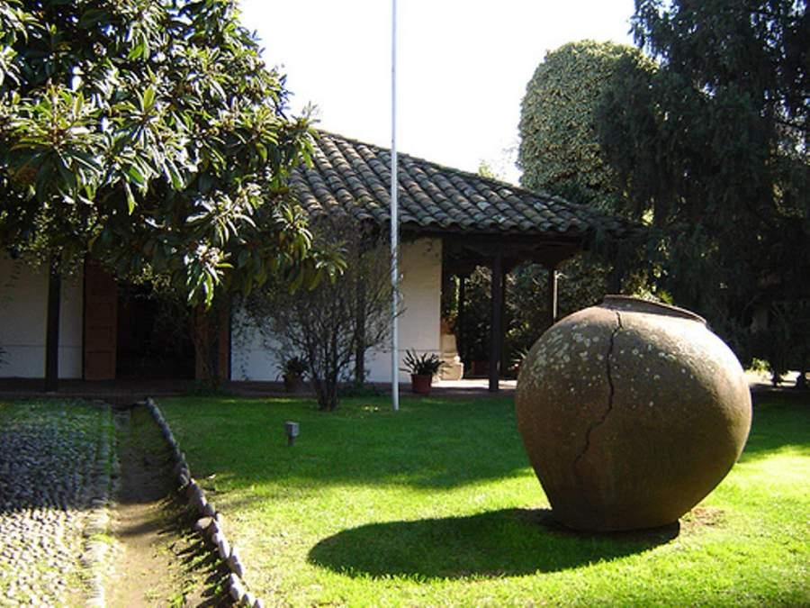 Entra al Museo Regional de Rancagua en el casco antiguo de la ciudad