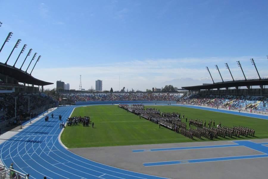 Conoce el Estadio El Teniente en Rancagua, con capacidad para 24,000 personas