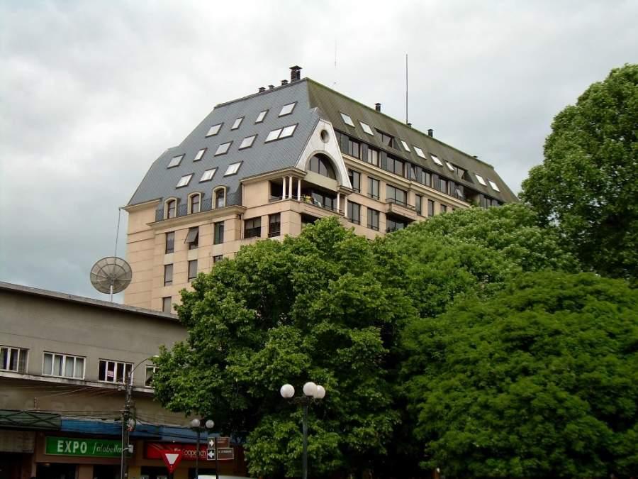 En Osorno se puede percibir la influencia alemana