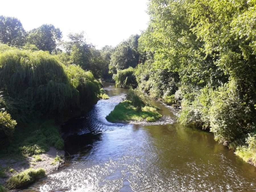 Osorno está en el área donde se encuentran los ríos Rahue y Damas