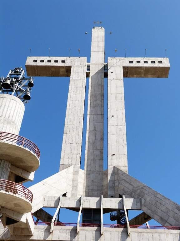 Maravíllate con la Cruz del Tercer Milenio en Coquimbo