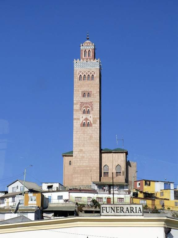 Conoce la mezquita en Coquimbo