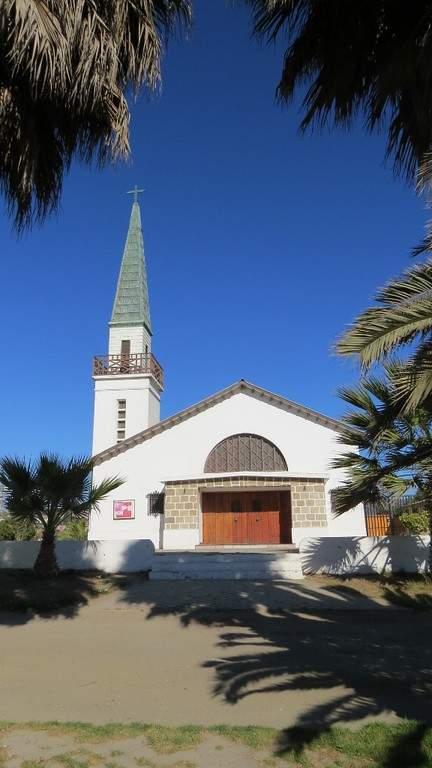 Capilla San Gabriel de Peñuelas en Coquimbo