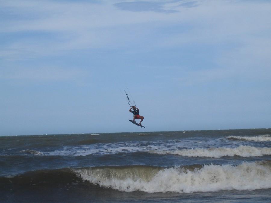 Kitesurf en Búzios