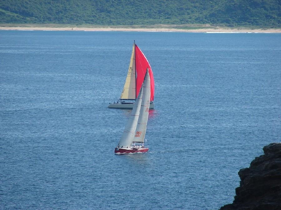 Navegando en Búzios