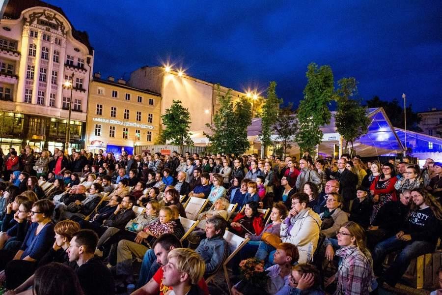 El Maltafestival es un evento teatral anual celebrado en Posnania