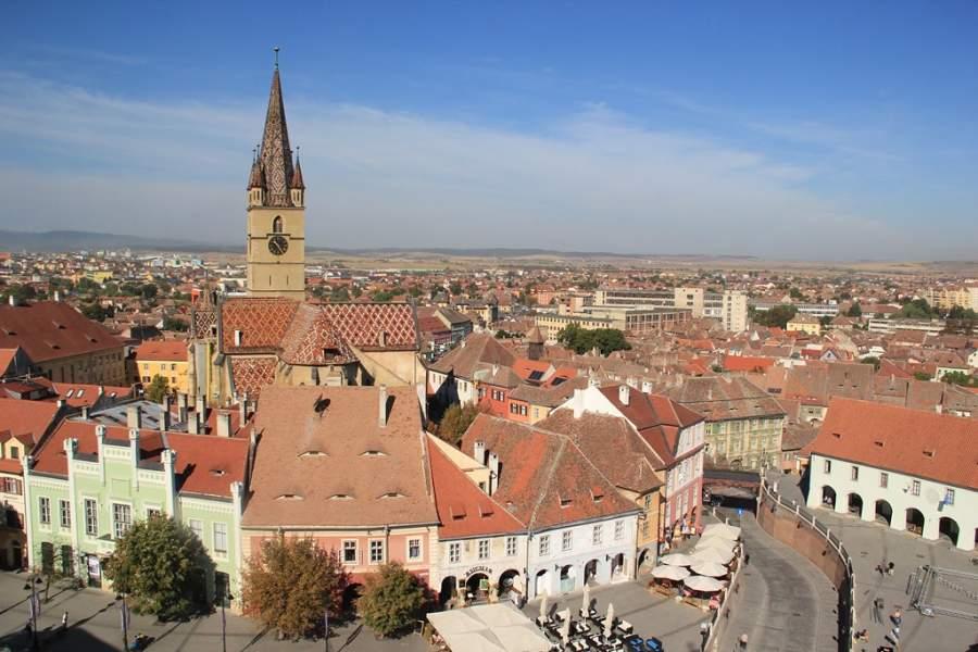 Sibiu, Sibiu, Rumania