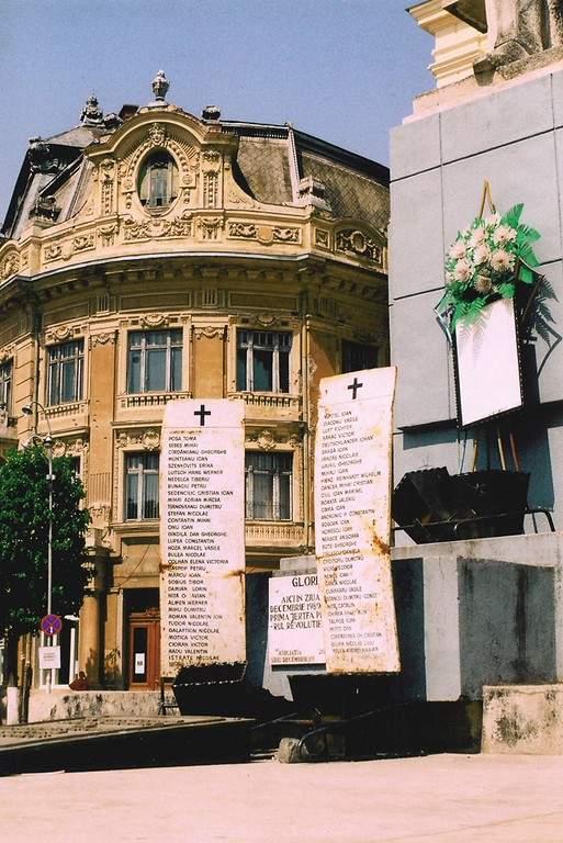 Edificio que alberga el Centro de Información Turística en Sibiu