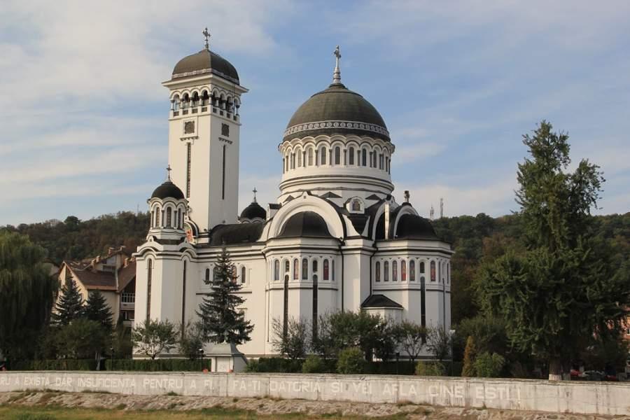 Catedral Ortodoxa en Sighisoara