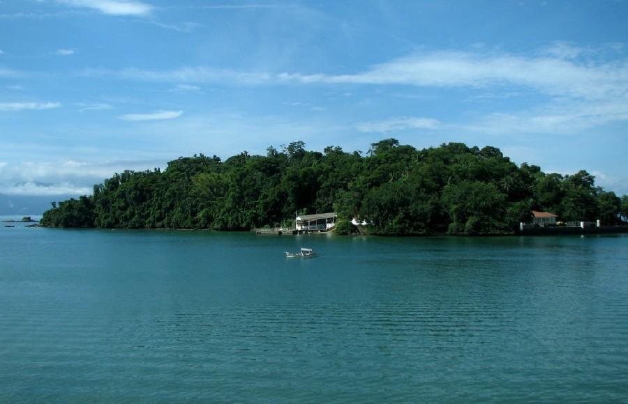 Angra dos Reis tiene 365 islas