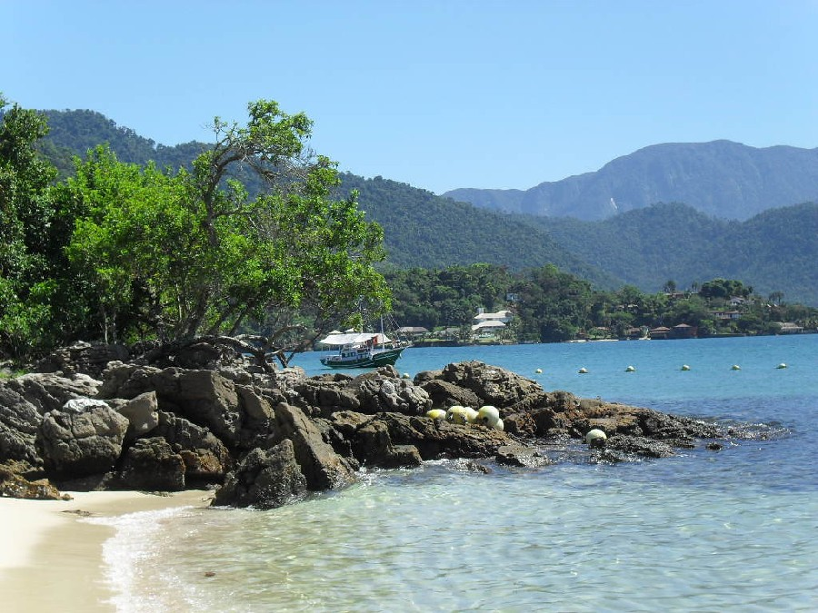 Angra dos Reis es famosa por sus playas