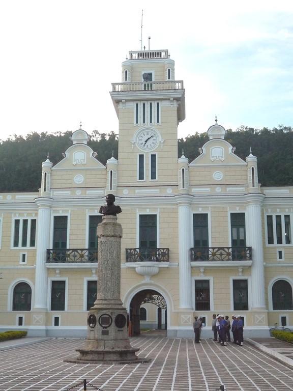 Colegio Naval en Angra dos Reis