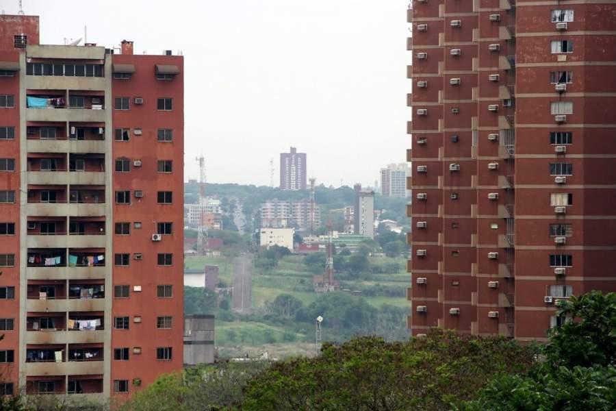 Ciudad del Este es la segunda ciudad más importante de Paraguay