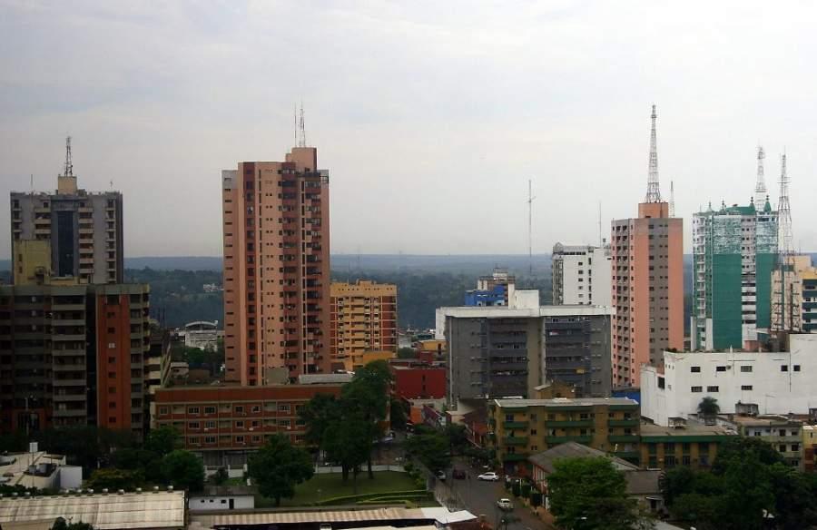 Ciudad del Este, Alto Paraná, Paraguay